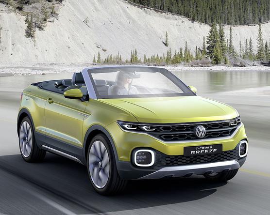 Két év múlva jön a VW kabrió SUV