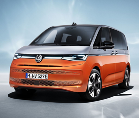 Az első Plug-in Hybrid Volkswagen-busz, az új Multivan