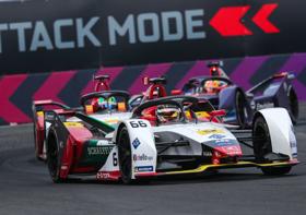 Európába érkezett a Formula E sorozat
