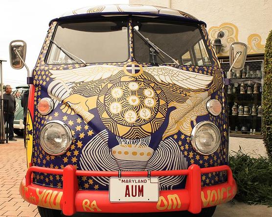 Woodstock és a Volkswagen – fotók