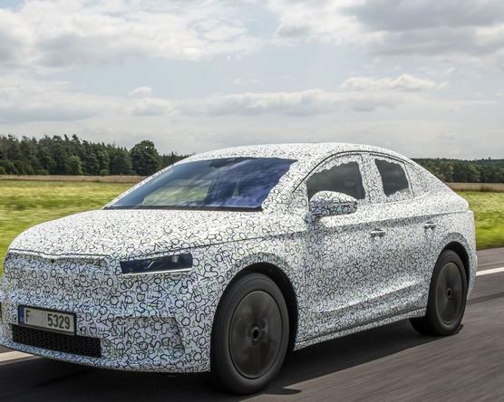 Škoda Enyaq Coupé iV: 535 kilométeres hatótáv