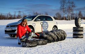 Mit viseljen télen a Golf GTI?