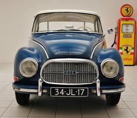 A nyugat-német Wartburg: Auto Union DKW 1000 Coupé