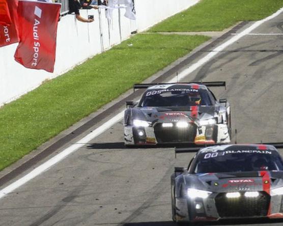 Az Audi negyedik GT3 győzelme