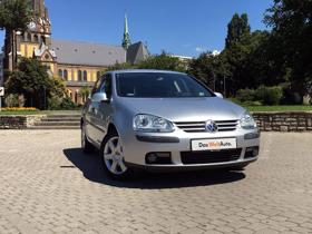 Nyerjen V-ös Golfot az ötödik Volkswagen-találkozón!