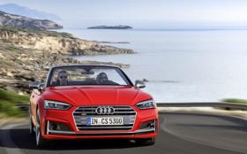Motorkerékpár helyett: Audi A5 Cabrio