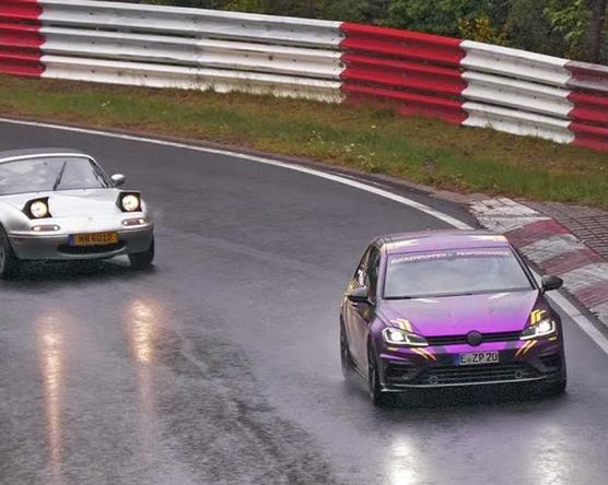 Újra megnyílt a nürburgringi pálya