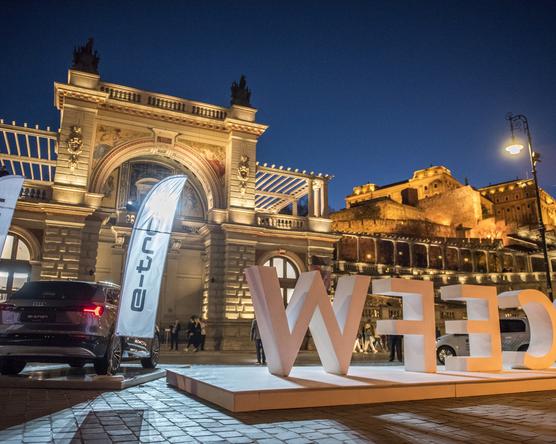 Újdonságait mutatta be az Audi a Budapest Central European Fashion Week során