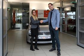 Igazi rajongó nyerte az V. Volkswagen-találkozó fődíját