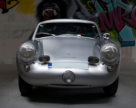 Eladó a legendás Glöckler Porsche