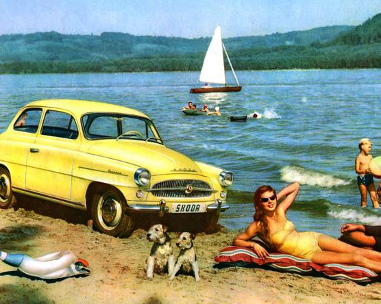 60 éves lett a Škoda Octavia