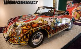 Pszichedelikus alkotás: a Janis Joplin Porsche