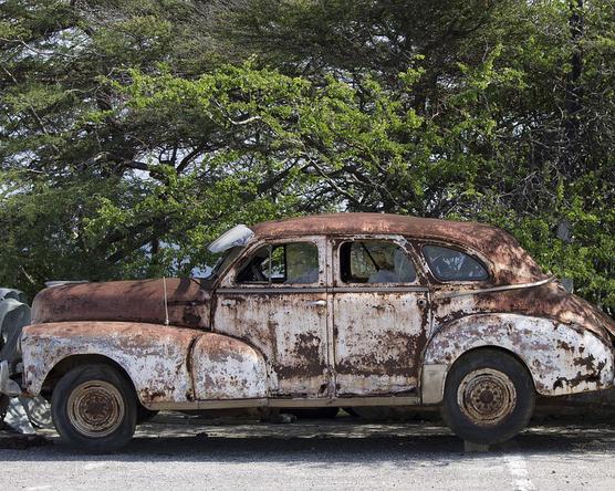 Öreg autó – vén autó