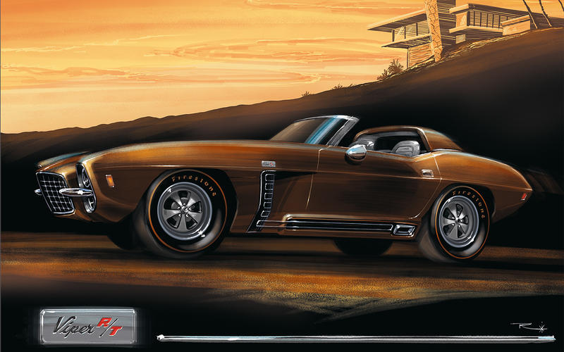 1965 Dodge – Dodge Viper