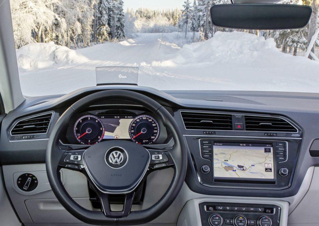 Die Klimakomfortscheibe von Volkswagen