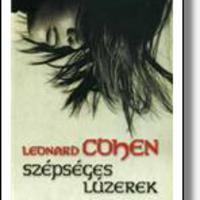 Könyvismertető - Leonard Cohen: Szépséges lúzerek