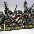 Finished Black Orks