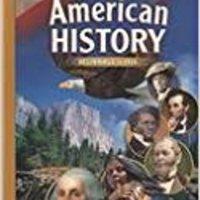 {* TOP *} McDougal Littell Middle School American History: Student Edition Beginnings To 1914 2008. patito genero Ultimo JAMON viajar Asamblea