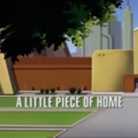 A little piece of home