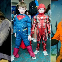 GALÉRIA: A 2018-as Comic-Con DC szemszögből