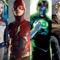 E DC projektek egyike foroghat 2017-ben az 'Aquaman' mellett