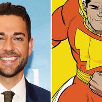 BRÉKING: Zachary Levi kapta a 'Shazam!' főszerepét!