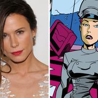 Rhona Mitra lesz Mercy Graves a Supergirl 4. évadában