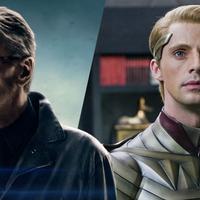 Jeremy Irons az idős Ozymandiast játssza a Watchmen sorozatban