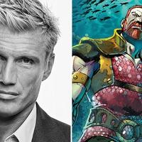 Dolph Lundgren is szerepelni fog az 'Aquaman' filmben