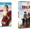 Ilyen kiadásokban jelenik meg hazánkban a Shazam!