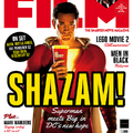 Shazam a Total Film címlapján folytatja a szürcsölést