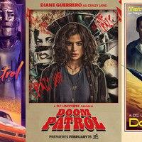 Februárban indul a Doom Patrol sorozat