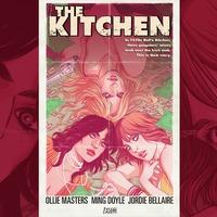 KÉPREGÉNYKRITIKA: The Kitchen