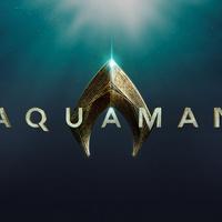 Íme az 'Aquaman' hivatalos logója, készítő-és színészgárdája