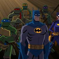 Batman animációs filmben fog crossoverezni a Tini Nindzsa Teknőcökkel
