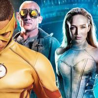 Kölyök Flash nem lesz tovább a Legendák állandó szereplője