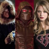 Crisis on Earth-X: Fotókon a kétestés crossover