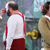 Megérkeztek az első képek Joaquin Phoenixről a Joker forgatásán