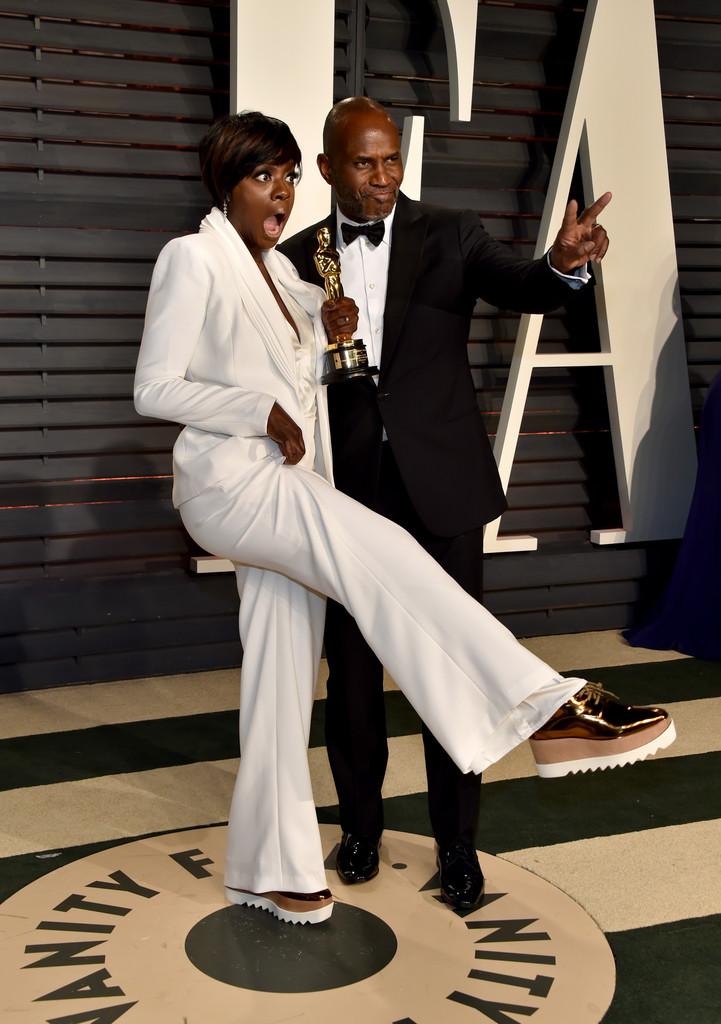 Viola Davis és férje, Julius Tennon