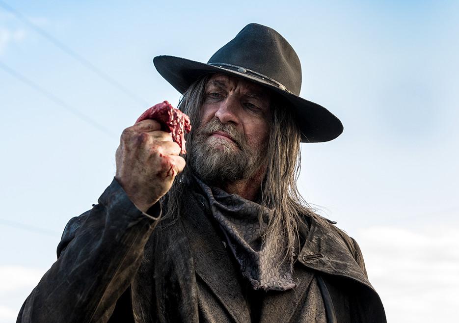 Saint of Killers (Graham McTavish) in Season 2.<br />Photo by Skip Bolen/AMC