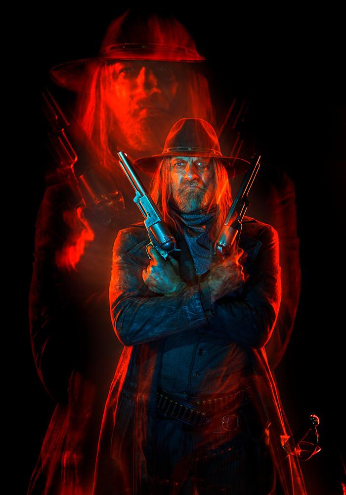A Gyilkosok Szentje<br />A Gyilkosok Szentje egy természetfeletti, megállíthatatlan gyilkológép, akit a pokolból idéztek meg, hogy elpusztítsa Jesse Custert.<br />