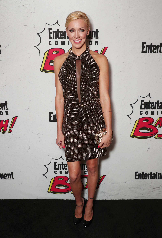 Az Arrow sztárja, Katie Cassidy