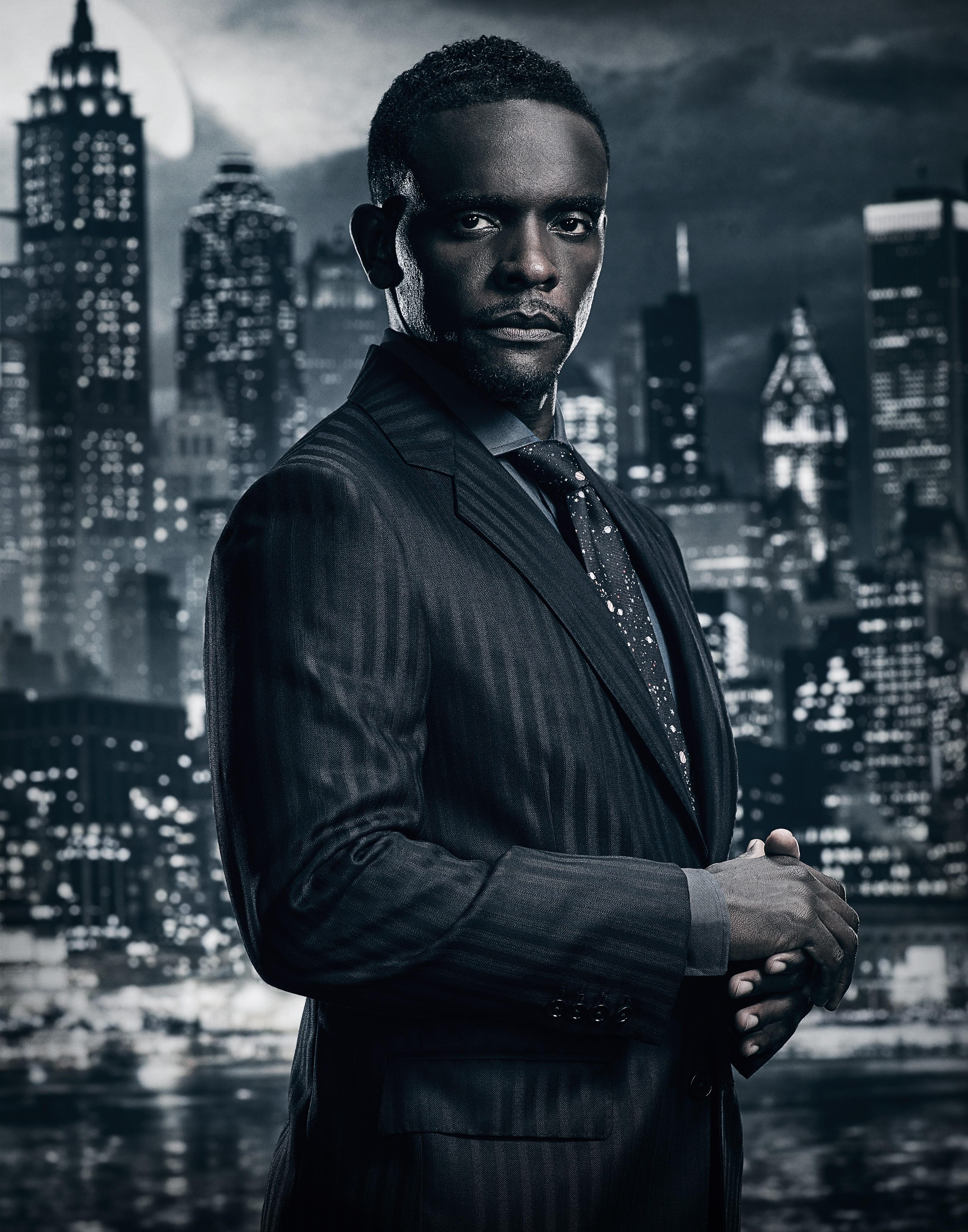 Chris Chalk (Lucius Fox)