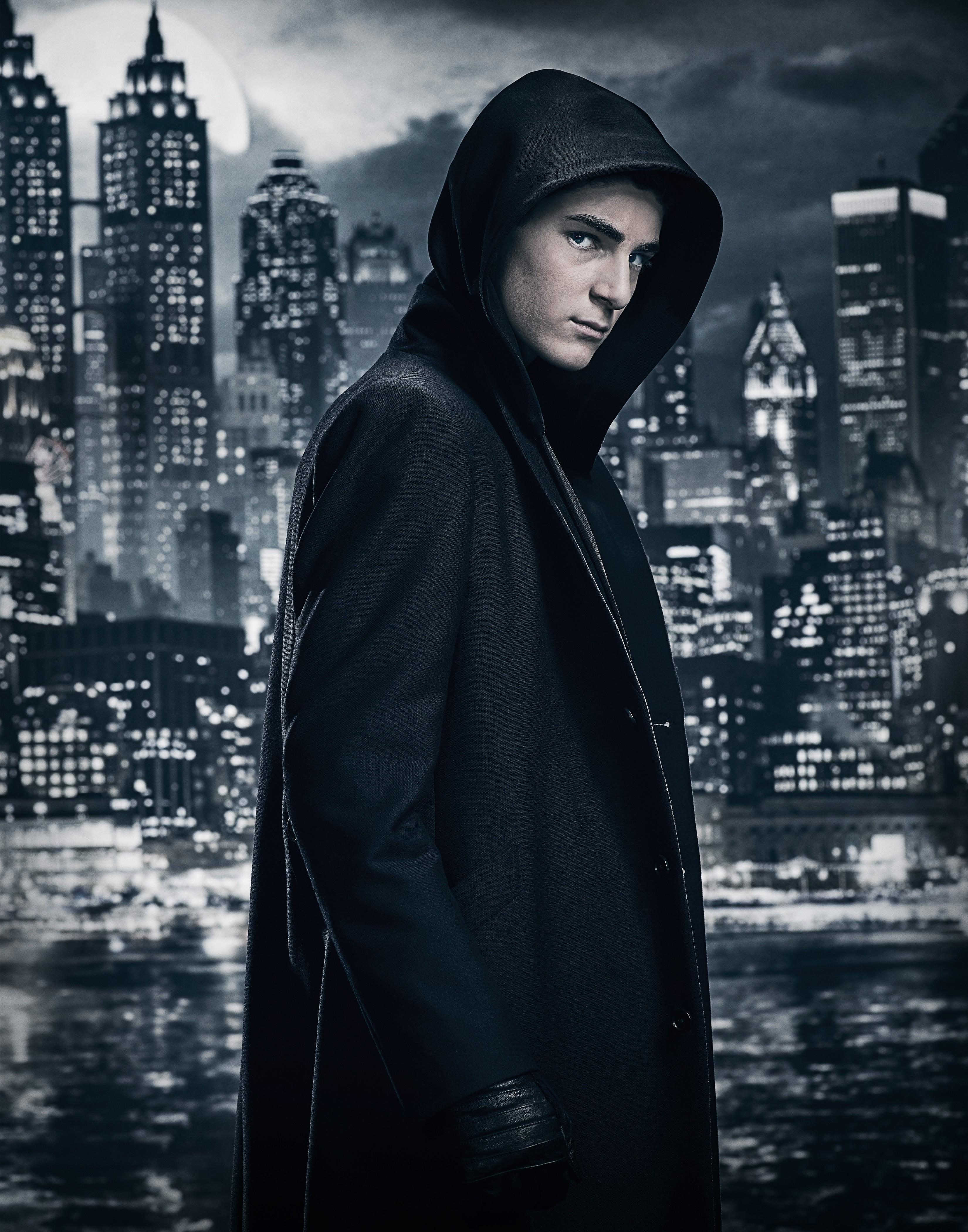 David Mazouz (Bruce Wayne)