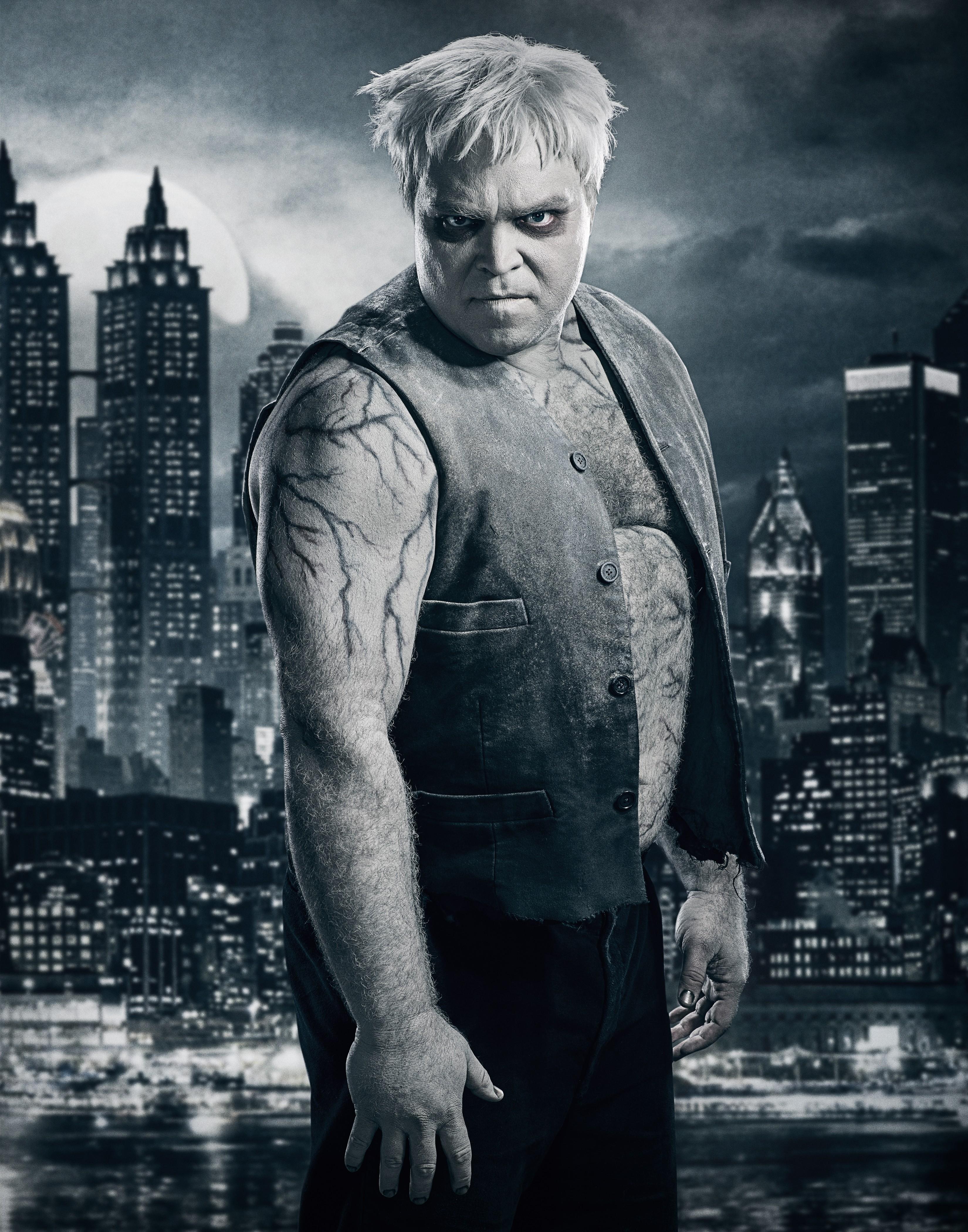 Drew Powell (Butch Gilzean/Solomon Grundy)
