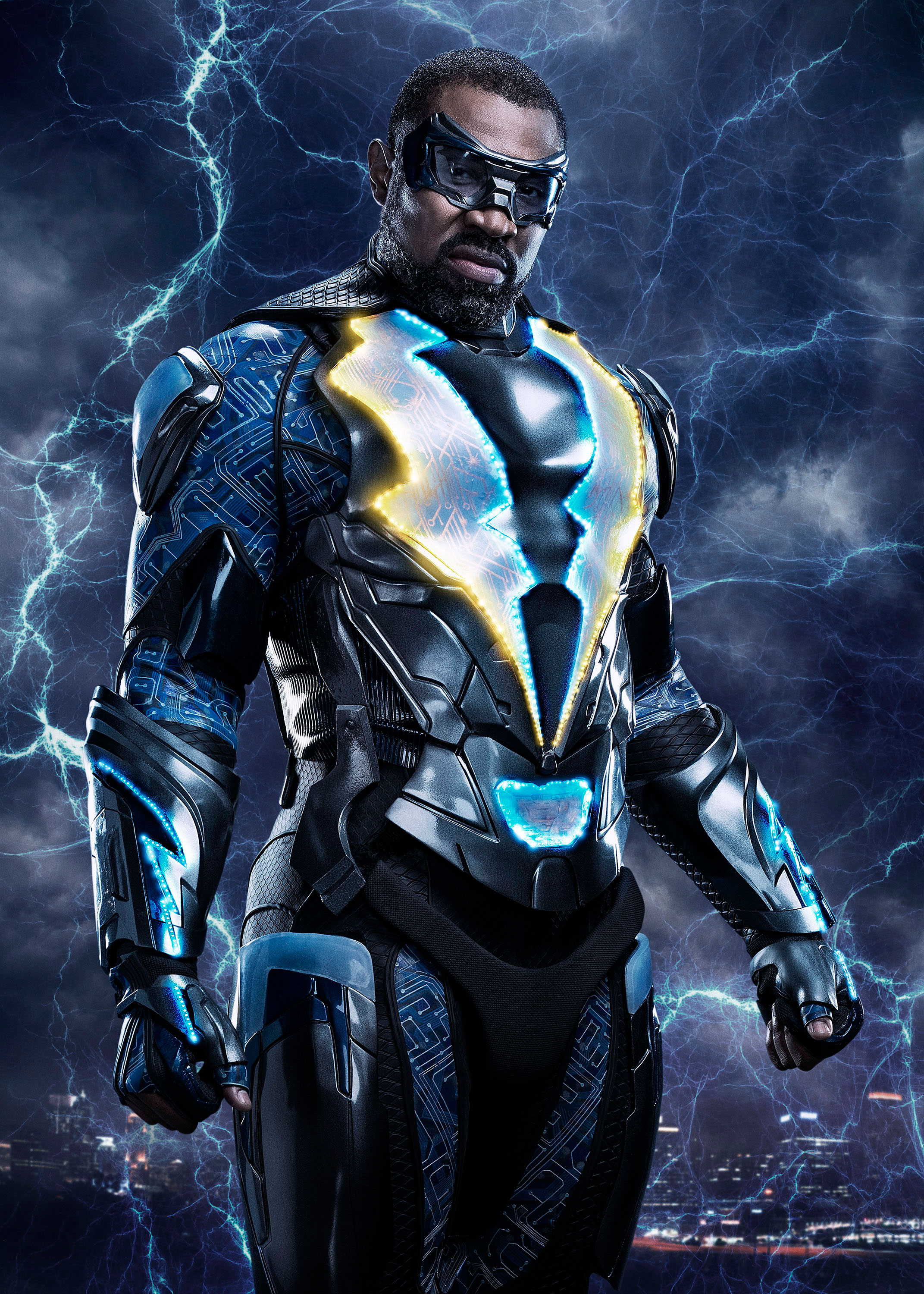 Cress Williams, mint Black Lightning
