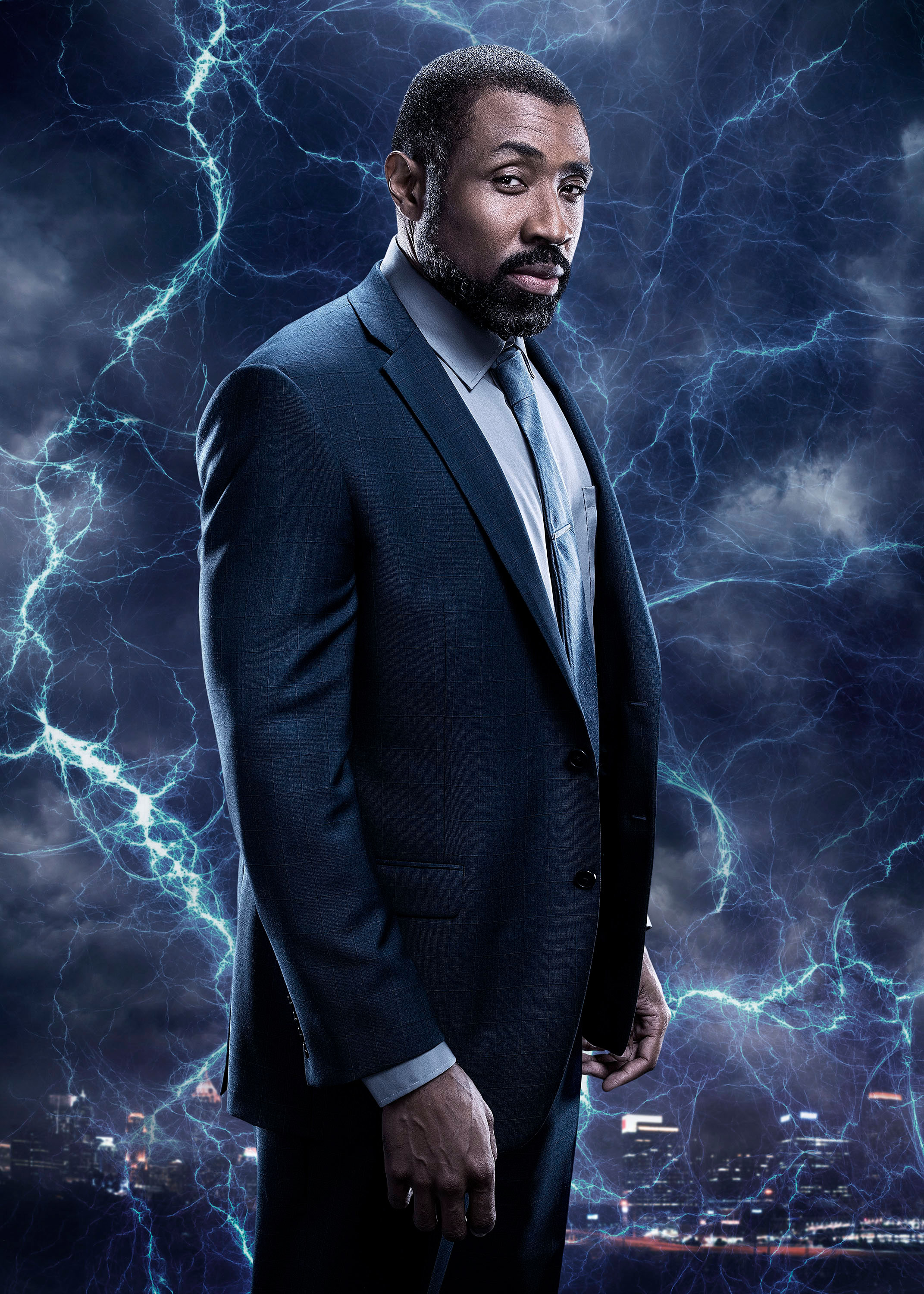Cress Williams, mint Jefferson Pierce