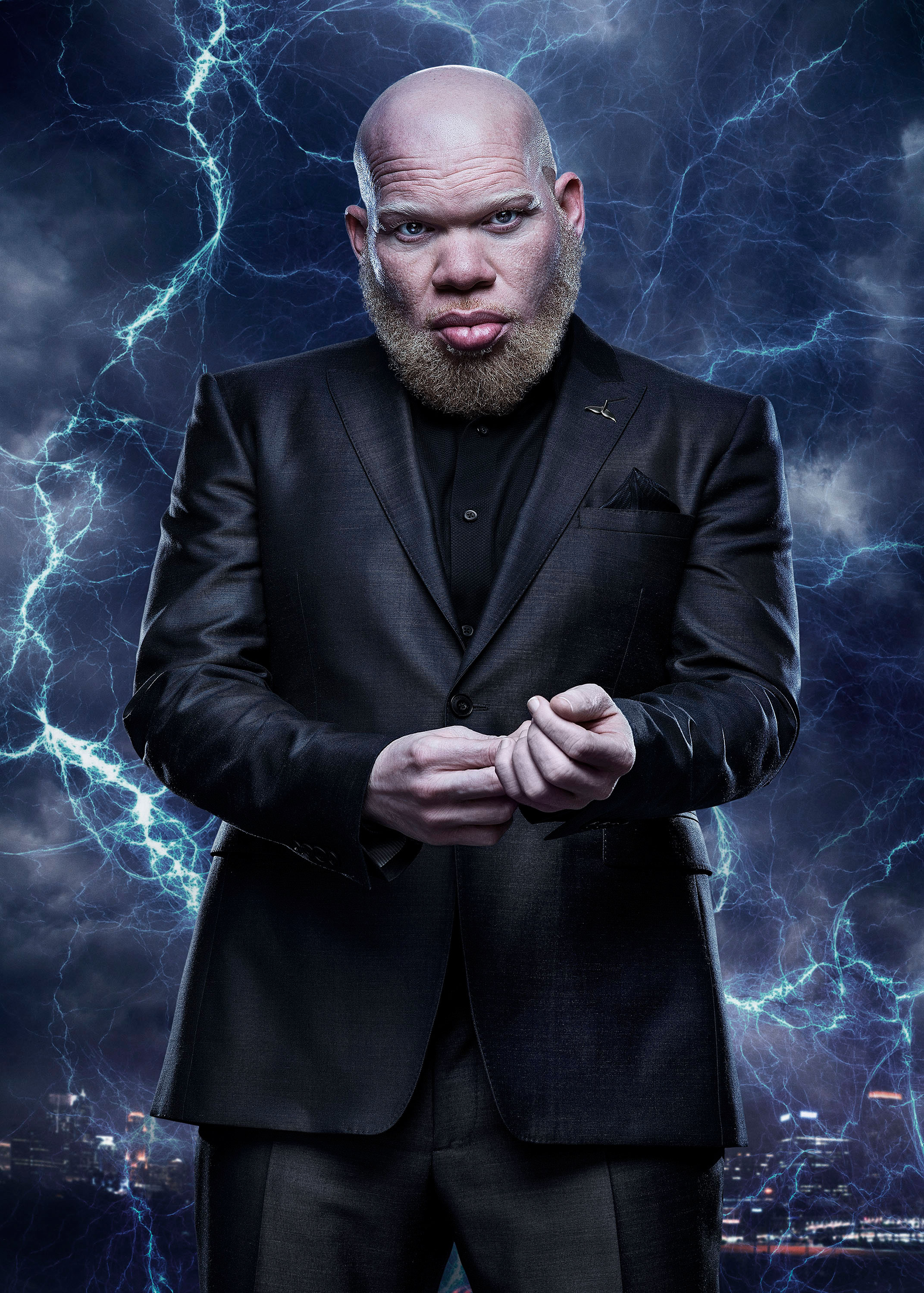 Marvin 'Krondon' Jones III, mint Tobias Whale