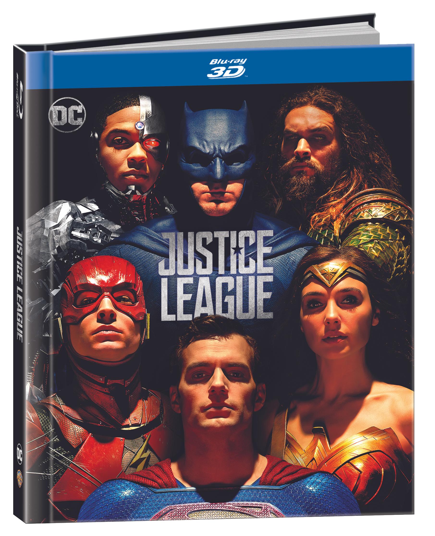 3D Blu-rayDigibook