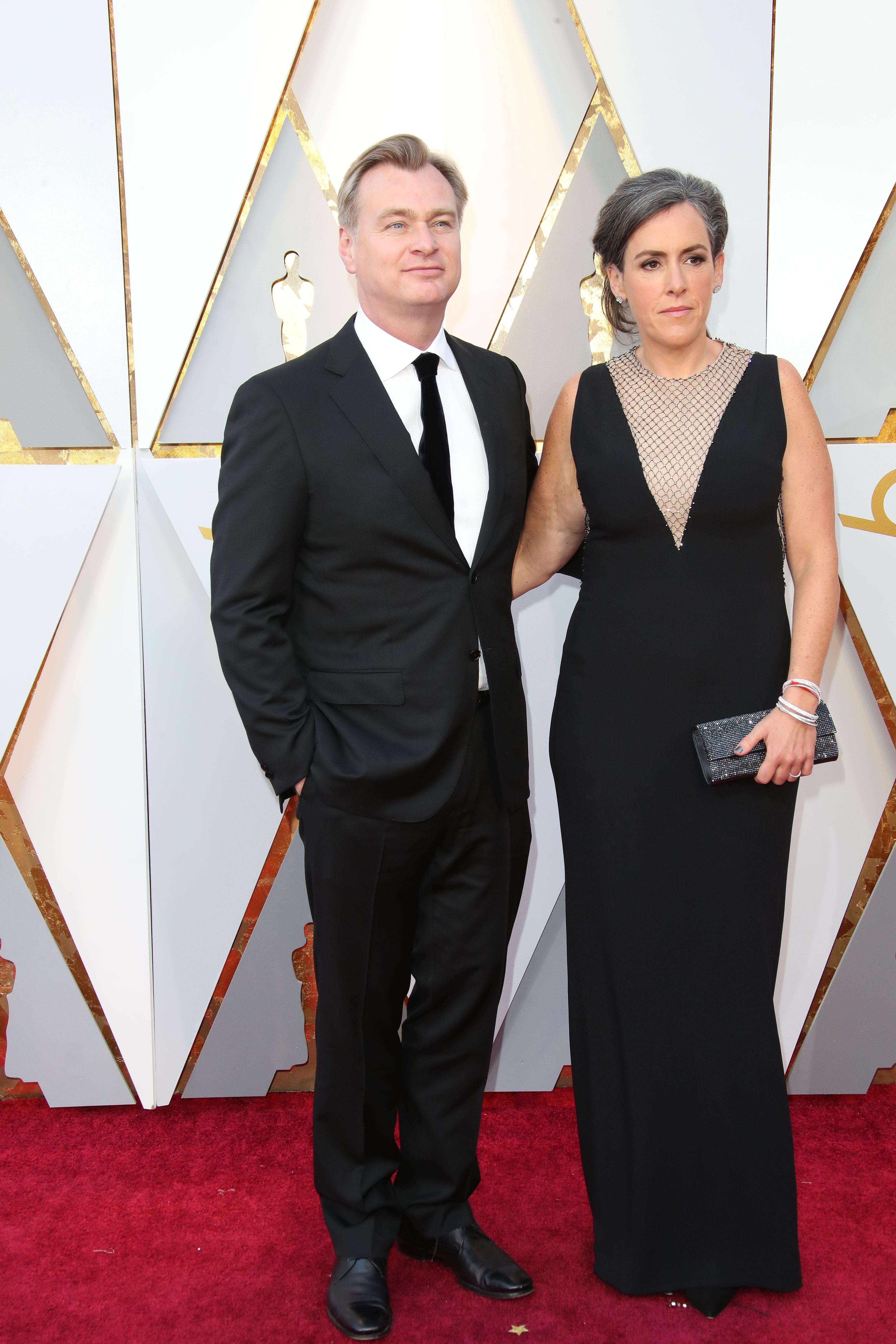 Christopher Nolan és felesége, Emma Thomas